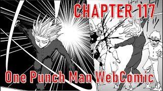 ONE PUNCH MAN WebComic Chapter 117 (ENGLISH SUB)
