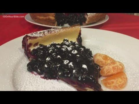 Quarantine Recipes: Dutch Baby Pancakes and Fruit Filling ...