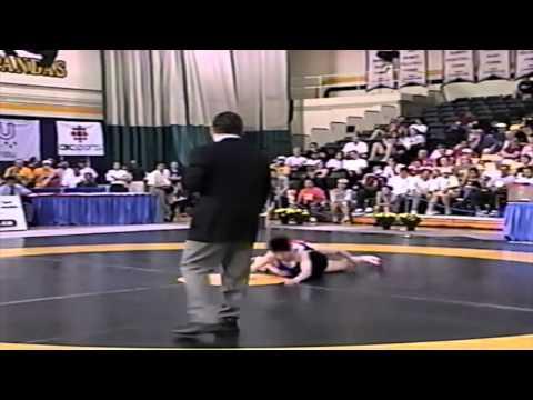 2002 World University Championships: 59 kg Final Saori Yoshida (JPN) vs. Huihua Su (CHN)
