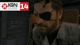 Metal Gear Solid 5 S-Rank Walkthrough - Episode 10: Angel With Broken Wings