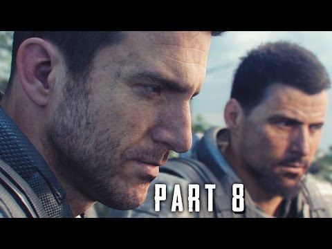 Call of Duty Black Ops 3 Walkthrough Gameplay Part 8 - Hypocenter - Campaign Mission 5 (COD BO3)