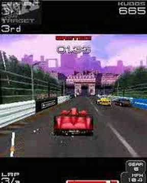 PGR - Project Gotham Racing 3D (J2ME)