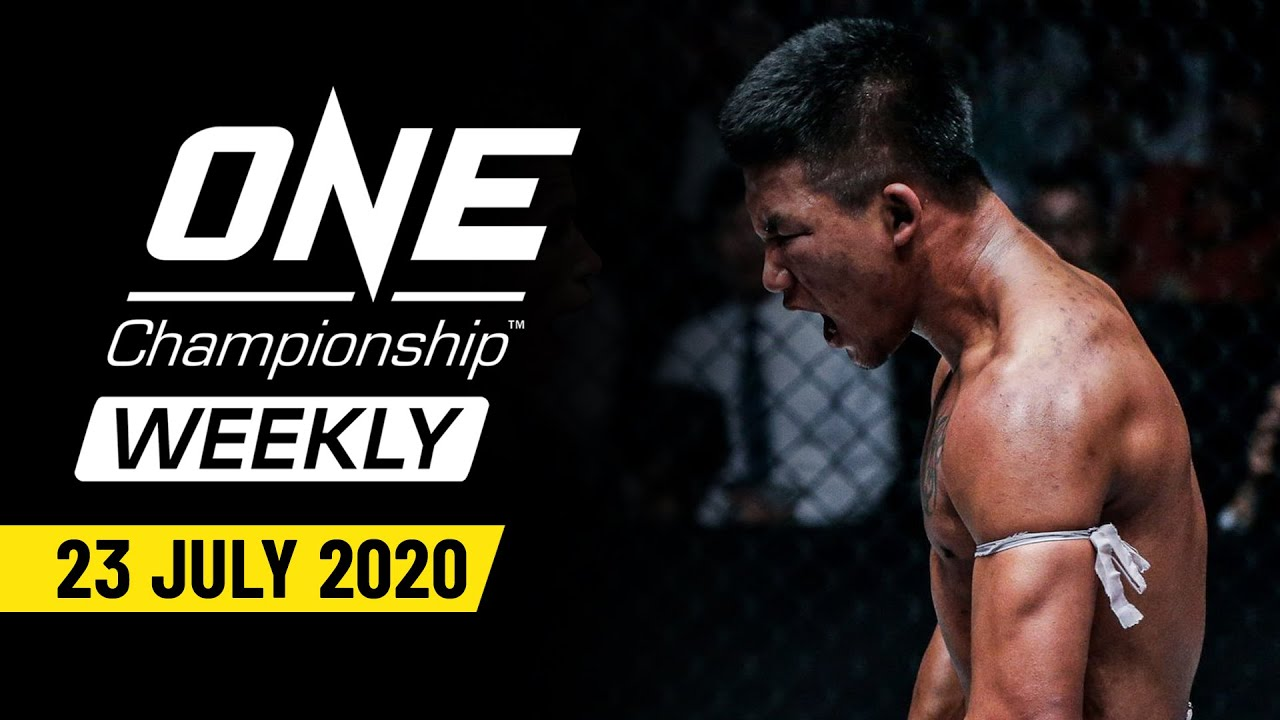 ONE Championship Weekly | 23 July 2020