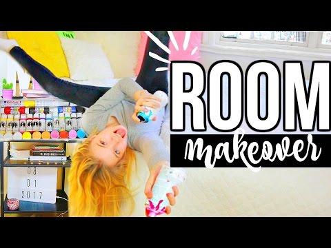 ROOM MAKEOVER!! Decorations, Inspiration + IKEA Hacks!   //   Minimalistic & Colorfull