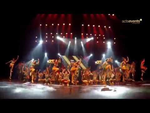 POWER IMPACT DANCERS - DS 2019 - CLEAN MIX