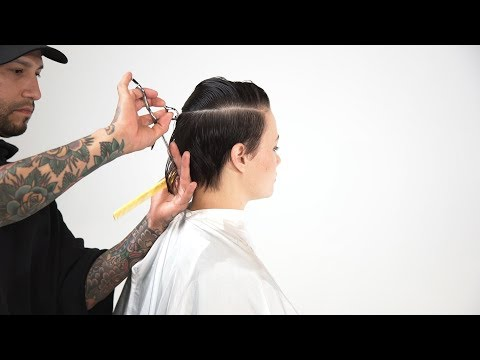 How to: A Fresh, Short Cut with Soft and Sharp Details (20/20 Collection)