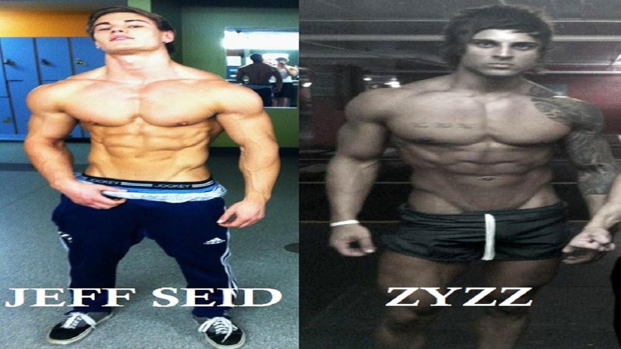 Zyzz: Jeff Seid Vs. Zyzz: Battle Of Aesthetics (Omegle)