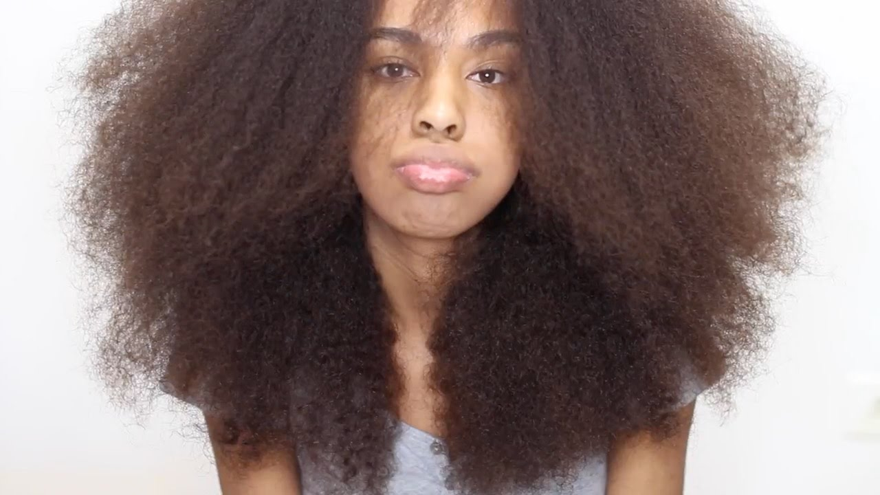 How To Get Rid Of Dry Itchy Scalp Natural Hair
