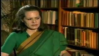 Rajeev Shukla funny interview with Sonia Gandhi