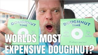 DOUGHNUT TIME FOOD REVIEW - Fast Food Friday - Greg's Kitchen