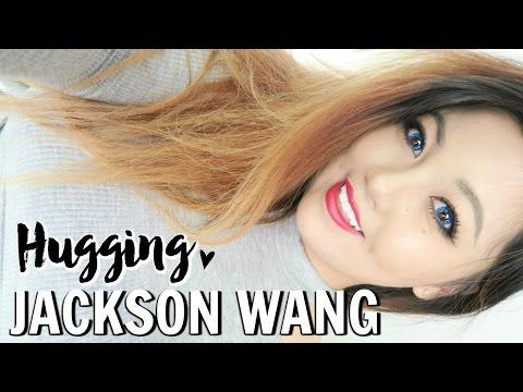 I HUGGED JACKSON WANG | GOT7 FLY CHICAGO pt.1