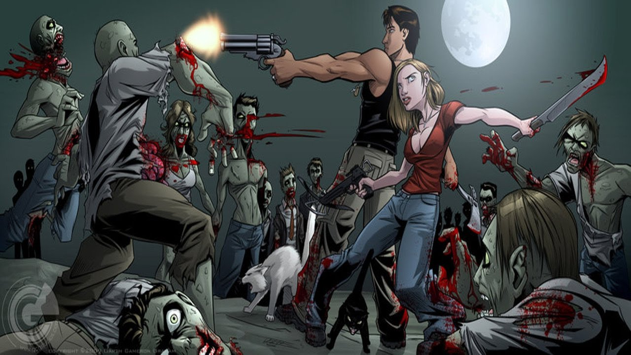 Run For Your Life! (The End of the World RPG: Zombie ...