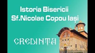 Istoria bisericii Sf. Nicolae Copou Iasi