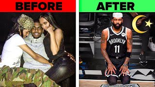 WHY KYRIE IRVING BECAME MUSLIM..