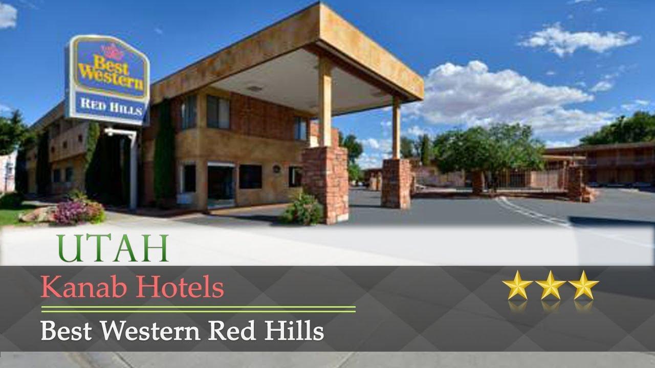 Best Western Red Hills Kanab Hotels Utah