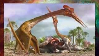 САМЫЙ НЕВЕРОЯТНЫЙ ДИНОЗАВР В ИСТОРИИ (Птерозавр)
