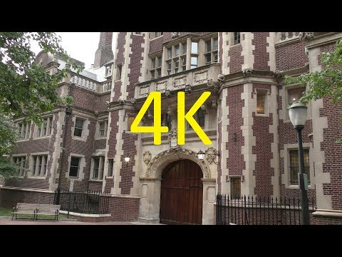 A 4K Tour Of The University Of Pennsylvania