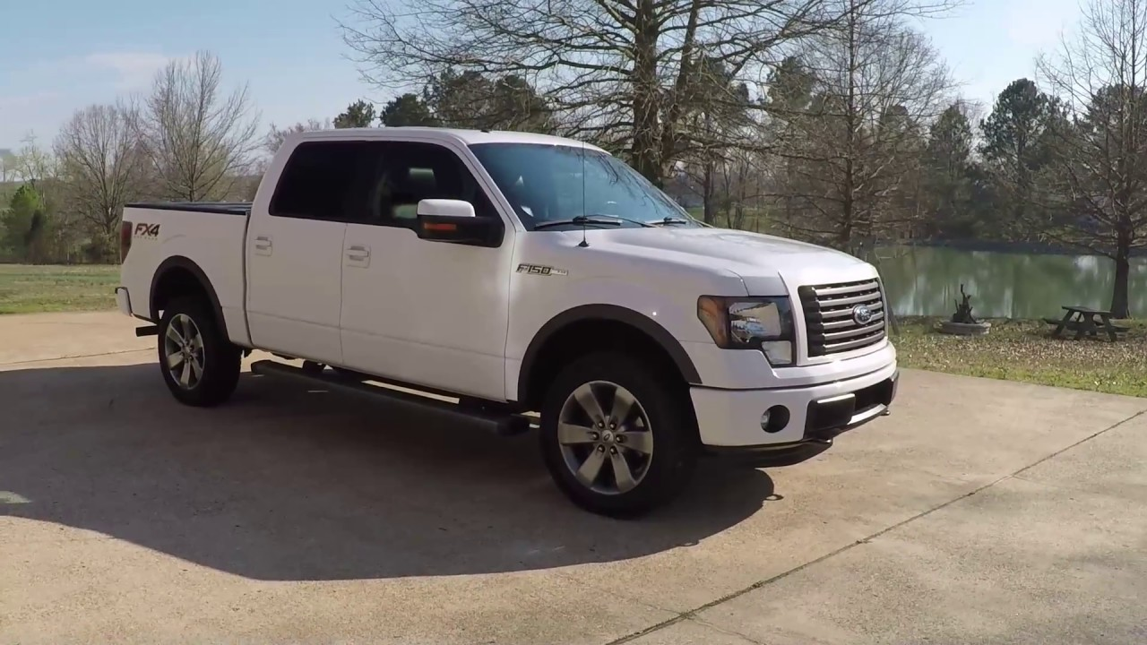 West tn 2012 ford f150 fx4 crew cab 4x4 nav leather sunroof for sale lariat info www sunsetmotors co
