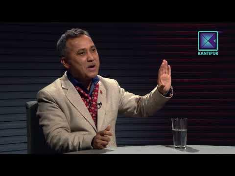 विश्वप्रकाश शर्मा Bishwa Prakash Sharma in TOUGH talk with Dil Bhusan Pathak
