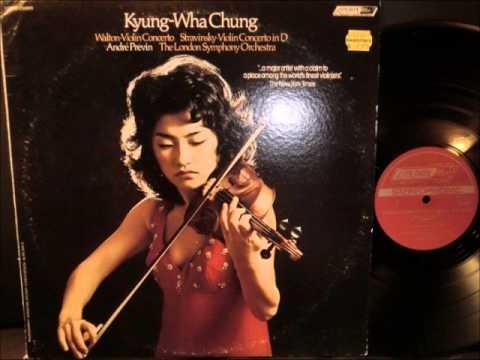 Walton Violin Concerto - Kyung Wha Chung