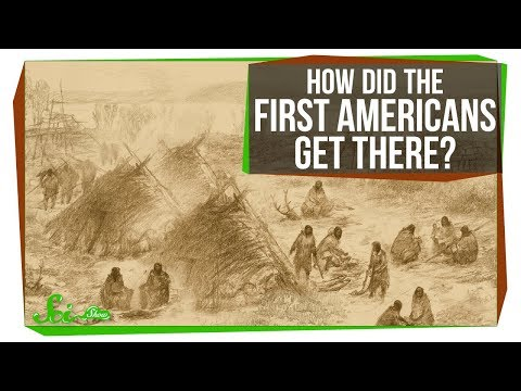 How the First Americans Got There