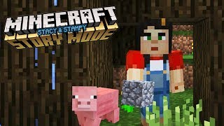 STAMPY'S SECRET - MY MINECRAFT STORYMODE HOUSE (EP.2)