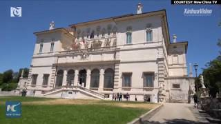 Rome's Galleria Borghese museum reopens