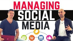 How to Manage (Multiple) Social Media Accounts