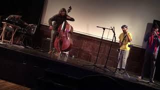 Basquiat Blues - LIVE [mini-clip #2], Rotunda, Phila., PA 12/13/18