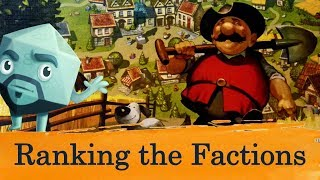 Imperial Settlers: Ranking the Factions - with Zee Garcia