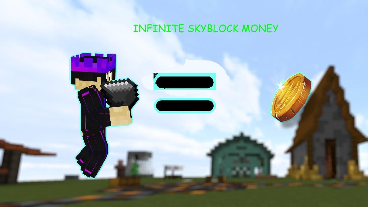 💰 💰Infinite Money In Hypixel Skyblock 💰 💰