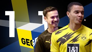 Manuel Akanji vs. Erné: 1vs1 - The Game Show
