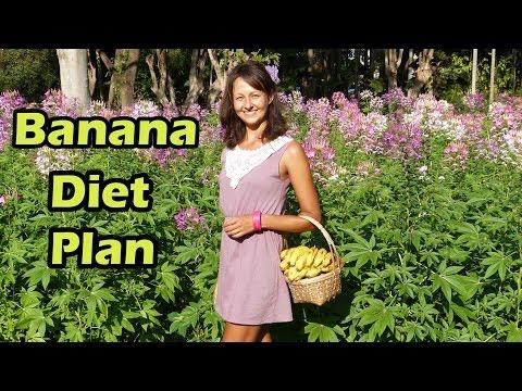 Banana Diet Detox And Weight Loss Plan (Banana Island)