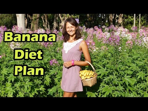 Banana Diet Detox And Weight Loss Plan (Banana Island)