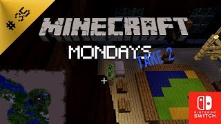 Minecraft Mondays - It's the Woolly Pussy Cat #35 - Nintendo Switch