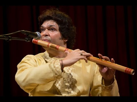 MERU Concert Live - Rakesh Chaurasia - Heavenly Rendering of Raga Vachaspati