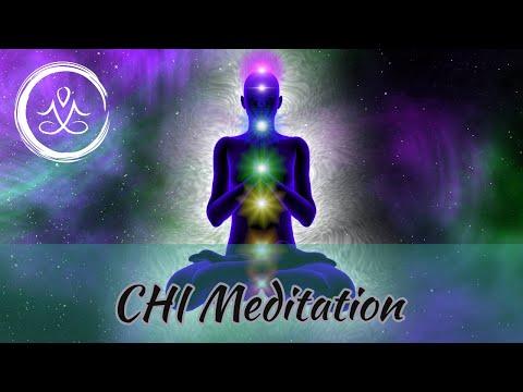 CHI MEDITATION  Strengthen Your Chi Energy & Raise Your Vibration