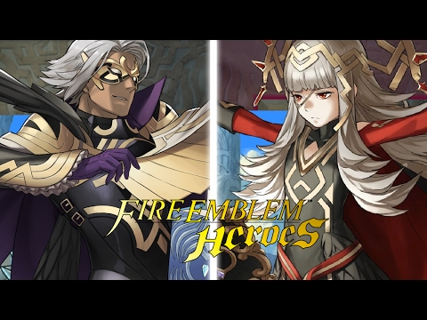Fire Emblem Heroes (iOS & Android) - Chapter 9: Heroes Invade! [V 1.0.2 Finale]