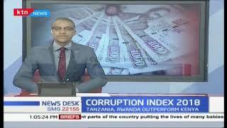 Kenya drops a point in Global Corruption Perceptions Index, despite spirited graft war
