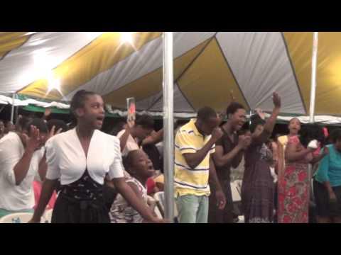 Tent Crusade Praise Service Pt 2