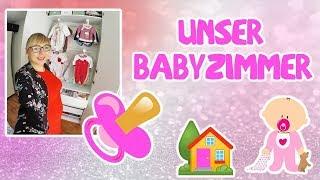 Baby Roomtour: Wir zeigen euch das Babyzimmer / Schwanger in der 33. SSW
