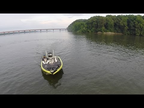 Pre-Tournament Report from Pickwick Lake with JT Kenney