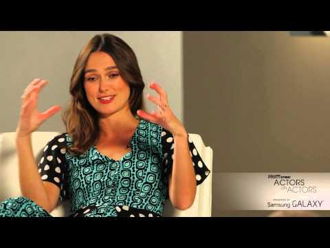Actors on Actors: Ethan Hawke and Kiera Knightley - Full Video
