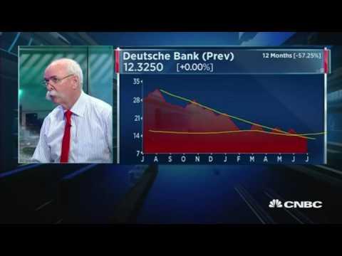 Deutsche Bank Not World's Most Dangerous Stock - 1 Jul 16  | Gazunda