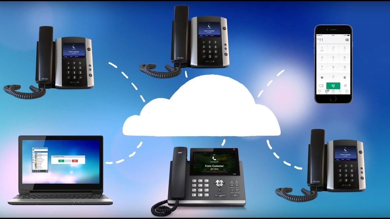 Business Phone Systems 4