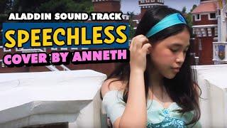 Download SPEECHLESS - Naomi Scott (soundtrack Aladdin) cover by Anneth Delliecia