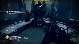 Gladd soloing Shattered throne boss before Rick KackisHD can finish off his intro [Emotional]