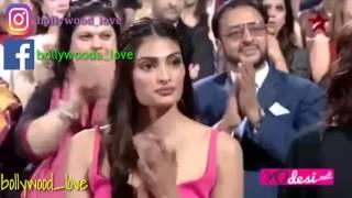 shraddha kapoor and varun dhawan performance in star screen awards 2016