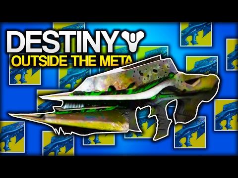 Destiny THE NECROCHASM... OUTSIDE THE META! (Destiny Crucible)