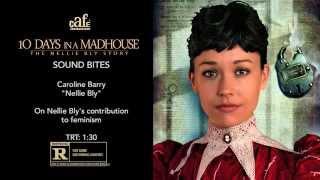 10 Days In A Madhouse EPK 05 Sound Bites Caroline Barry